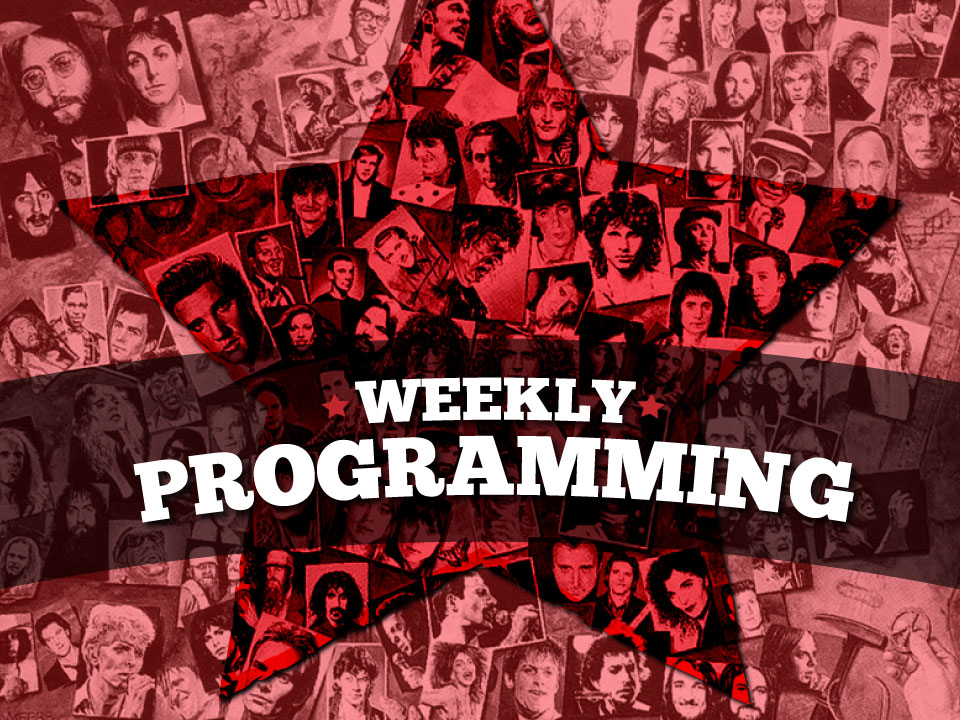 weekly_prorgamming